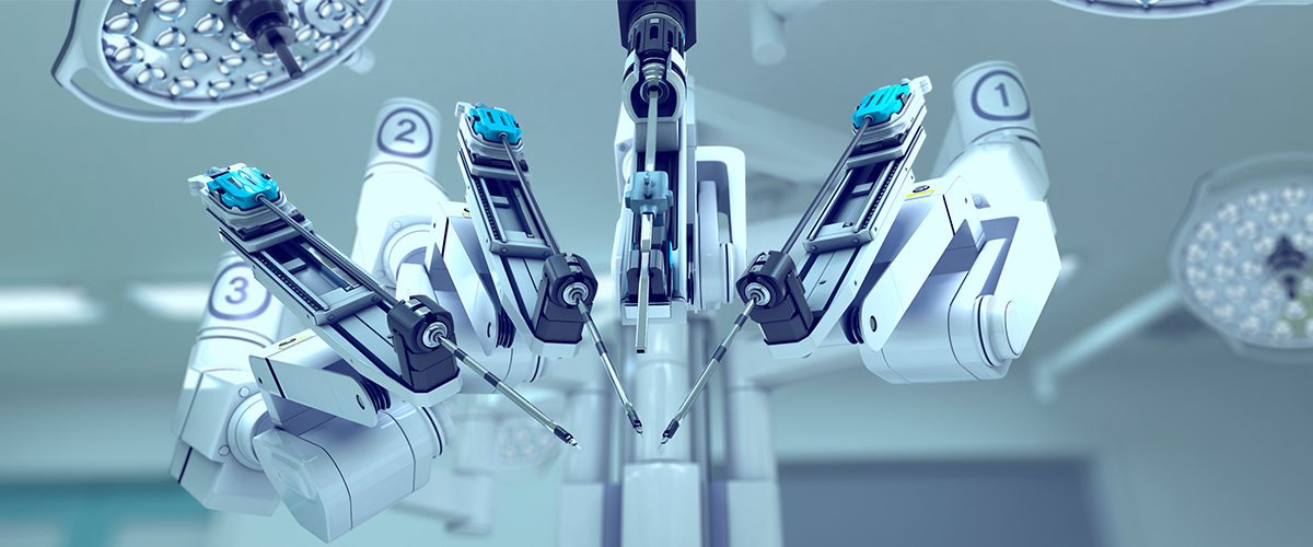 Da Vinci Si Robotic Surgical System - Robotic Assisted Thoracic Surgey